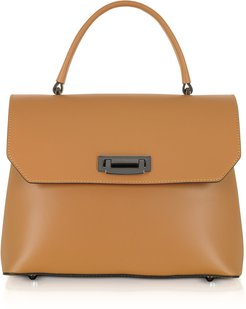 Handbags Lutece Medium Leather Top Handle Satchel Bag