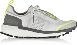 Shoes White Solar Yellow Supernova Trail Sneakers
