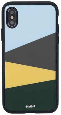 Colorblock Iphone X Case -