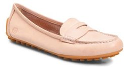 B?rn Malena Driving Loafer, Size 6.5 M - Pink