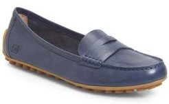 B?rn Malena Driving Loafer, Size 6 M - Blue