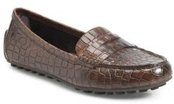 B?rn Malena Driving Loafer, Size 12 M - Brown