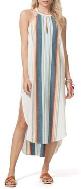 Beach Bazaar Maxi Dress, Size X-Small - White