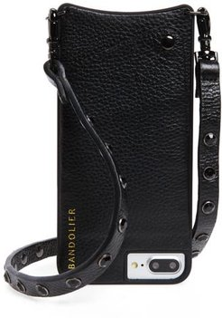 Jules Leather Iphone 6/7/8 & 6/7/8 Plus Crossbody Case -