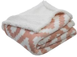 Christie Throw, Size One Size - Pink