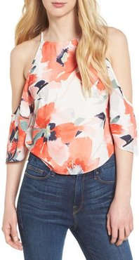 Bishop + Young Ava Cold Shoulder Top