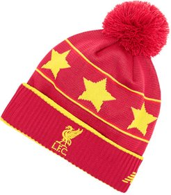 934434 Men's LFC 6 Times Bobble - Red (MH934434RDP)