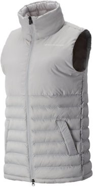 93500 Women's Sport Style Synth Vest - Grey (WV93500OVC)