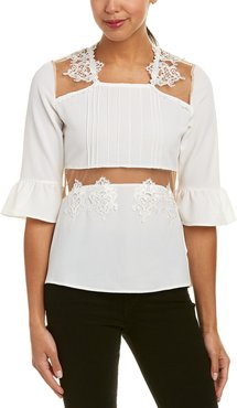 Bishop + Young Lace Top