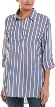 Etienne Marcel Collared Tunic