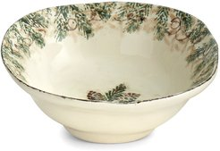 Set of Four Foresta Pasta/Cereal Bowls