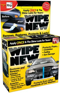 Wipe New Exterior Restore and Protect Kit