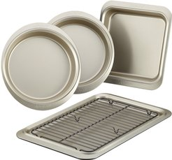 5 PC Non-Stick Bakeware Set