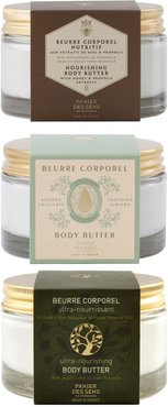 Set of 3 Body Butters