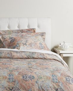 Paisley Arabico Italian Made Duvet Set