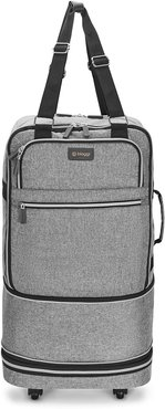 ZipSac Plus 22 Inch Foldable Spinner Carryon