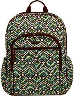 Rain Forest Campus Tech Backpack