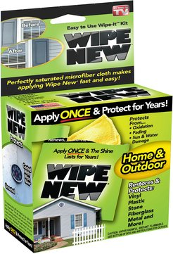 Wipe New Outdoor Restore and Protect Kit