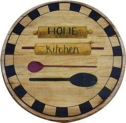 Wooden Lazy Susan Home Kicthen