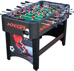 47Inch Soccer Table With Leg Panels And Leg Levele