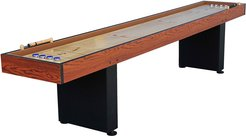 12Ft Shuffle Board With Solid Pine Wood
