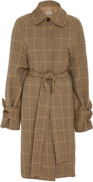 Garcia Tweed Coat Size: 12