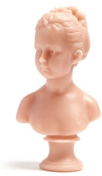 Louise Bust Decorative Candle - Womens - Pink