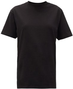 The Original Cotton Jersey T Shirt - Womens - Black