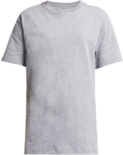 The Original Cotton Jersey T Shirt - Womens - Grey