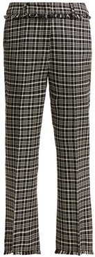 Valico Trousers - Womens - Black White