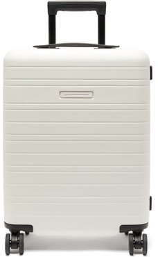 Model H Cabin Suitcase - Womens - White