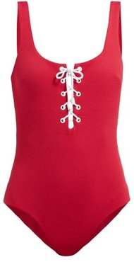 The Dree Swimsuit - Womens - Red