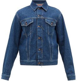 1998 Denim Jacket - Mens - Dark Blue