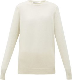 No. 36 Be Classic Stretch-cashmere Sweater - Womens - Cream
