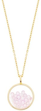 Chivor Sapphire & 18kt Gold Necklace - Womens - Yellow Gold