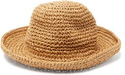 Fornillo Woven Hat - Womens - Beige