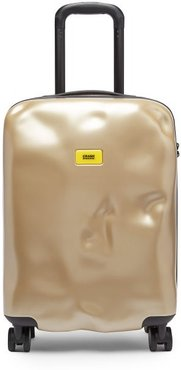 Icon 55cm Cabin Suitcase - Womens - Gold