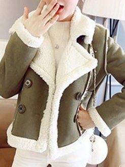Short Fold Collar Coat online shop, clothes shopping near me, Long Coats, warmest winter jacket, cute jackets