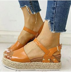 Stylish comfortable wedge sandals online shop, online sale,