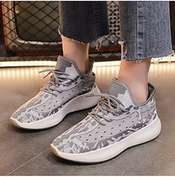 Fashion Colorblock Breathable Sneakers shoping, online shop, Color Sneakers,