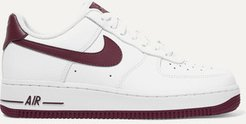 Air Force 1 '07 Leather Sneakers - White