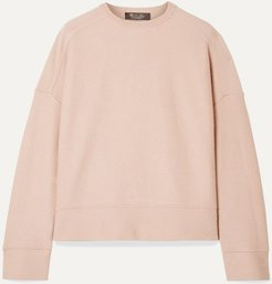 Cashmere Sweater - Blush