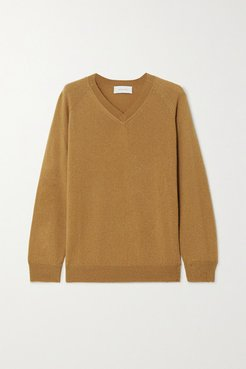 Catherine Cashmere Sweater - Camel