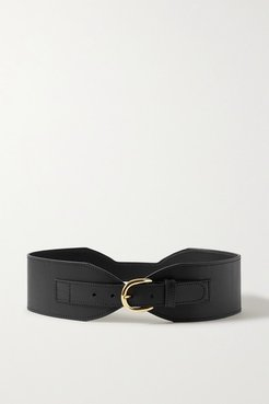 Net Sustain Lina Leather Waist Belt