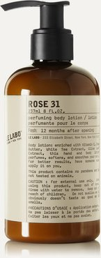 Rose 31 Body Lotion, 237ml - Colorless