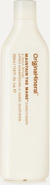 Maintain The Mane Conditioner, 350ml - Colorless