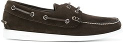 classic driving shoes - Brown