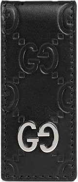 Gucci Signature money clip - Black