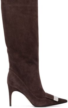 sr1 boots - Brown