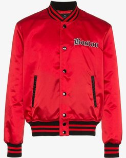 Red Sox Bomber Jacket